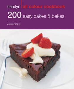 200-Easy-Cakes-amp-Bakes-Hamlyn-All-Colour-Cookbook-Hamlyn-All-Colour-Cookery