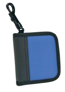 2x-24-Mini-CD-DVD-R-RW-Travel-Wallet-Holder-Case-Nvay-B