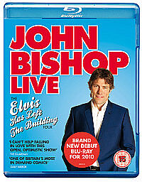 John Bishop DVD - <span itemprop='availableAtOrFrom'>Morpeth, Northumberland, United Kingdom</span> - John Bishop DVD - Morpeth, Northumberland, United Kingdom