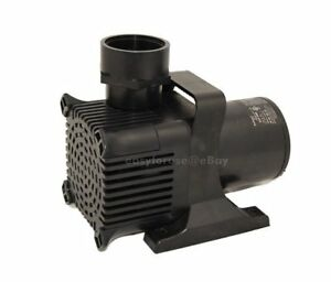 New submersible water fall koi pond pump 10 567 gph for Best rated pond pumps