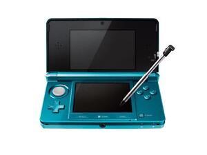 Nintendo 3DS Aqua Blue Handheld System (...