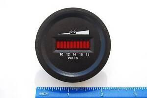 Battery-gauge-meter-indicator-12-volt-RV-motorhome-boat-camper-travel-trailer