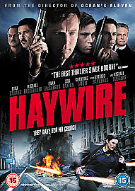 Haywire DVD 2012 - <span itemprop=availableAtOrFrom>Sheffield, United Kingdom</span> - Haywire DVD 2012 - Sheffield, United Kingdom