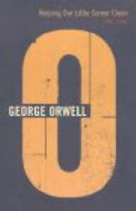 ORWELL-GEORGE-KEEPING-LITTLE-CORNER-CLEAN-BOOK-NEW