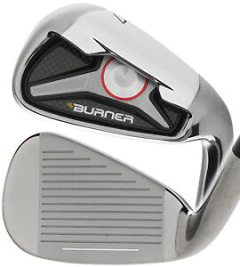 TaylorMade Burner 2009 Iron set Golf Clu...