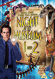 Night At The Museum  Night At The Museum 2  Escape From The Smithsonian - <span itemprop='availableAtOrFrom'>Mansfield, United Kingdom</span> - Night At The Museum  Night At The Museum 2  Escape From The Smithsonian - Mansfield, United Kingdom