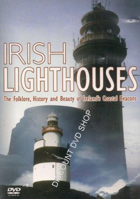IRISH LIGHTHOUSES.BEAUTY OF IRELANDS COASTAL BEACONS