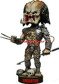 Predator Extreme Head Knocker NECA Figure Statue MIB