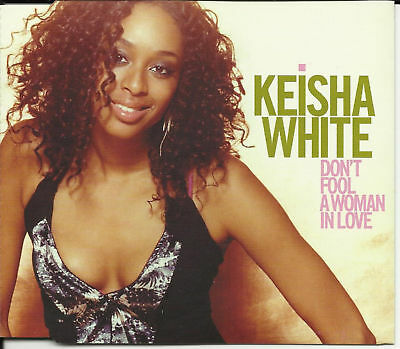 Keisha White Don't Fool / Don't Care Acoustic Cd Single