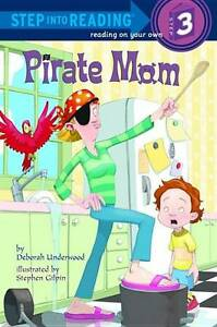 Pirate Mom by Stephen Gilpin (Paperback, 2006)
