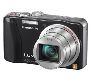 Panasonic-LUMIX-DMC-TZ27-DMC-ZS19-14-1-MP-Digital-Camera-Black