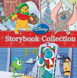 Disney-Classics-Storybook-Collection-by-Parragon-Book-Service-Ltd-Hardback-NEW