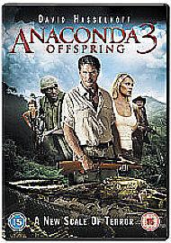 anaconda-offspring-NEW-SEALED-DVD-Fast-Post-UK-STOCK-Top-seller