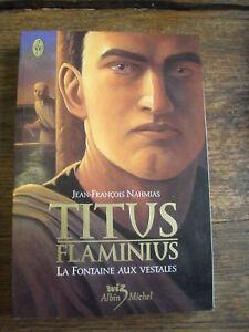 Titus flaminius la fontaine aux vestales de nahmias ebay for La fontaine aux cuisines
