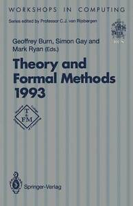 Theory and Formal Methods 1993: Proceedings of the First Imperial-ExLibrary
