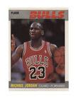 Fleer Chicago Bulls 1987-88 Season Basketball Trading Cards