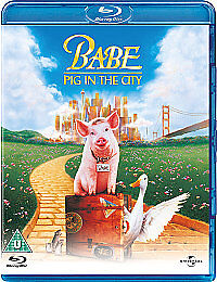 Babe - Pig In The City [Blu-ray] [1998], New DVD, ,