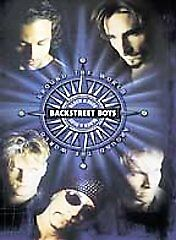 Backstreet Boys - Around The World - $7.99