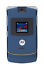 Motorola RAZR V3 - Blue (Unlocked) Mobile Phone