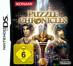 Puzzle Chronicles (Nintendo DS, 2010)
