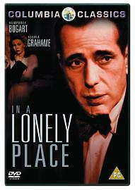 In A Lonely Place (DVD, 2003) Humphrey Bogart, Morris Ankrum, Gloria Grahame,