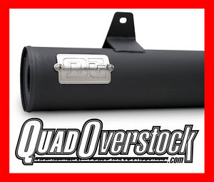 DG-RCM-Exhaust-Pipe-Muffler-Silencer-1982-85-Honda-ATC-200E-Big-Red-04-2107-14