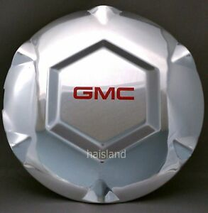 NEW 02-07 GMC Envoy, 02-06 XL, 04-05 XUV Center Wheel Hub Cap SAME DAY SHIPPING