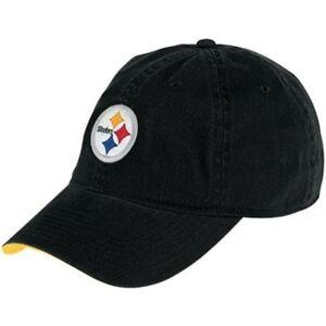 NWT-RBK-Pittsburgh-Steelers-Mens-Adj-Hat-OSFA-Ret-18