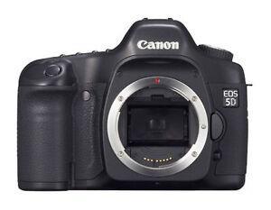 Canon EOS 5D 12.8 MP Digital SLR Camera ...