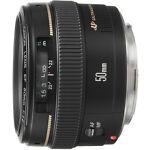 Canon  EF 50 mm   F/1.4  Lens