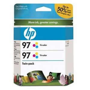 HP 97 Twin Pack (C9349FN#140) More than ...