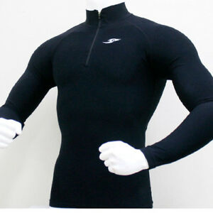 Skin-Tight-Gear-Mens-Winter-Compression-107-Sports-Top