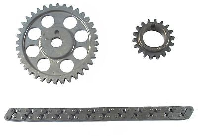 Oldsmobile Gm 455 403 350 307 260 3-pc Timing Chain Set