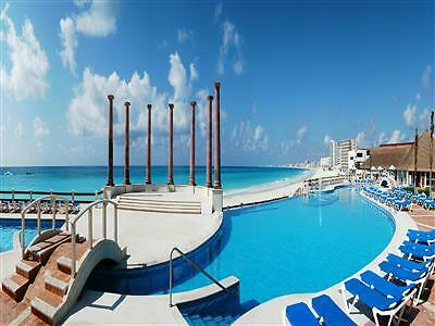 KRYSTAL CANCUN HOTEL TRAVEL DEAL ALL INCLUSIVE VACATION PACKAGE on Rummage
