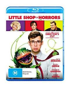 Little Shop of Horrors Blu-ray Discs NEW