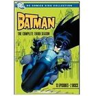 The Batman: The Complete Third Season (DVD, 2007, 2-Disc Set) (DVD, 2007)