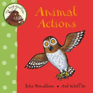 My-First-Gruffalo-Animal-Actions-GOOD-Book
