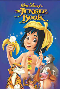 Disney-Jungle-Book-by-Parragon-Book-Service-Ltd-Hardback-2008