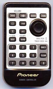 Pioneer-DEHP80MP-DEH-P80MP-Remote-control-Spare-Part