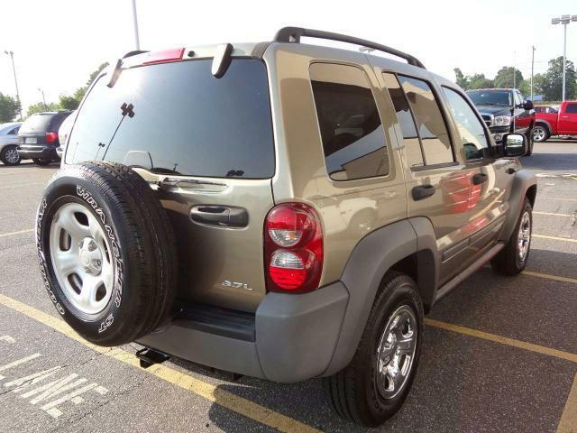 05 JEEP LIBERTY 4WD SPORT - FREE SHIP/AIR