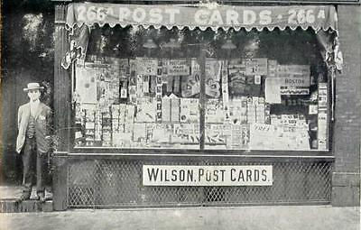 Wilson Post Card and Paper Shop