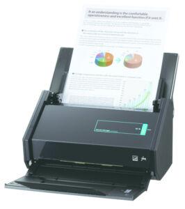 Fujitsu ScanSnap iX500 Dokumentenscanner WLAN - NEU und in OVP