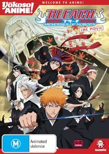 G9 BRAND NEW SEALED Bleach The Movie - Memories Of Nobody (DVD, 2012)