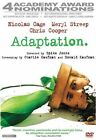 Adaptation (DVD, 2003, Superbit)