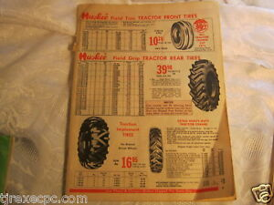 FARM TRACTOR SUPPLY CO. CATALOG VINTAGE FARMING