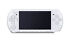 Video Game Console: Sony PSP 3000 Slim & Lite Pearl White Handheld System