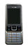 Mobile Phone: Nokia 6300 - Silver (Orange) Mobile Phone