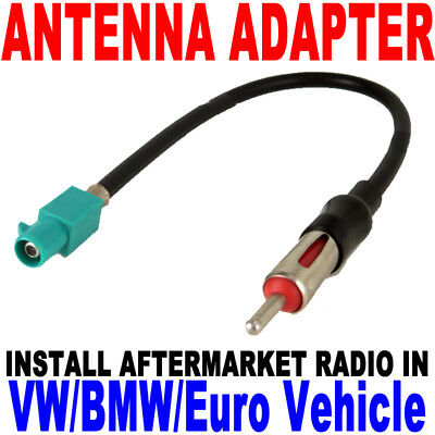 40-EU10 VW/BMW/Euro Vehicle Antenna Adapter EU-6 EU6 on Rummage