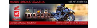 Paris Honda Yamaha Harley-Davidson