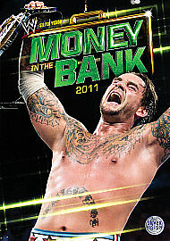 Money In The Bank 2011 (DVD, 2011)new and sealed freepost